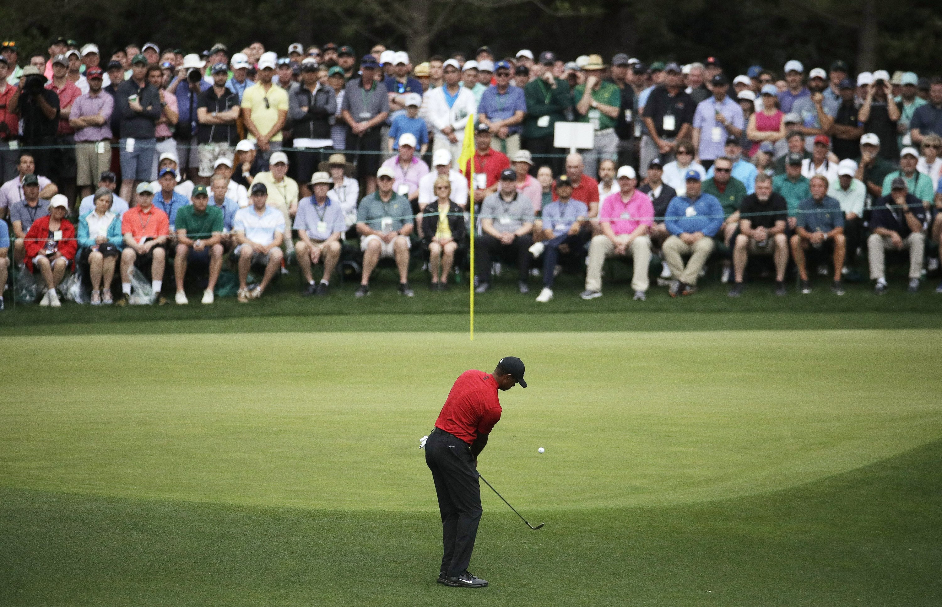 masters latest  tiger caps comeback with 15th major title
