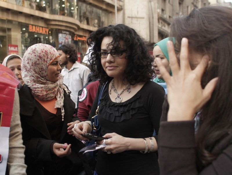 Mona Eltahawy