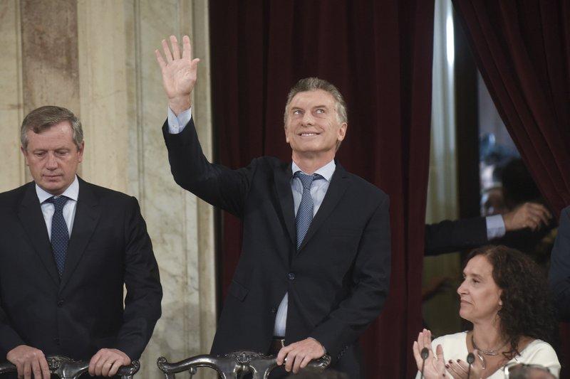 Mauricio Macri, Emilio Monzo, Gabriela Michetti,