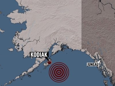 Tsunami Warning After Massive Alaska Earthquake