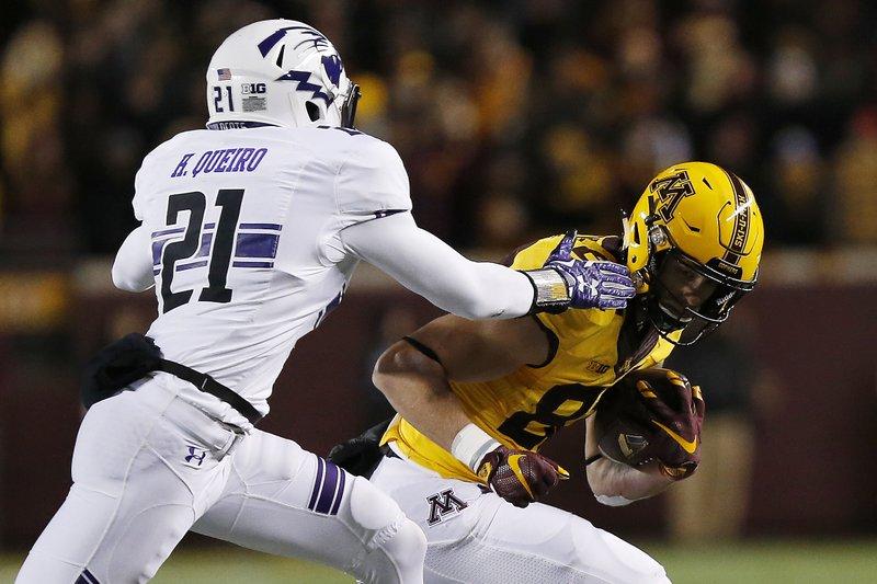 Minnesota defense fuels 29-12 victory over Northwestern