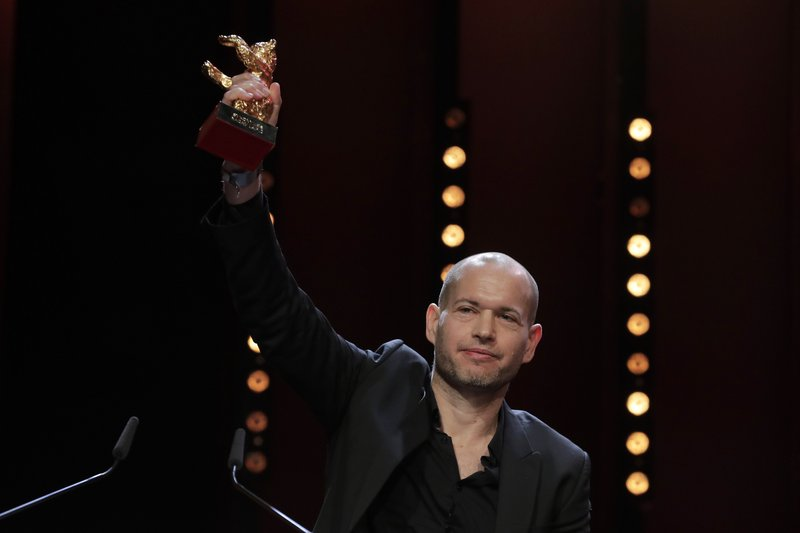 Nadav Lapid's 'Synonyms' wins top prize at Berlin Film Fest