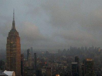 70 MPH Winds Halt New York Transportation