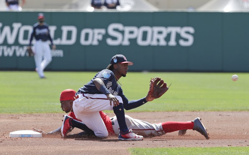 Victor Robles, Ozzie Albies