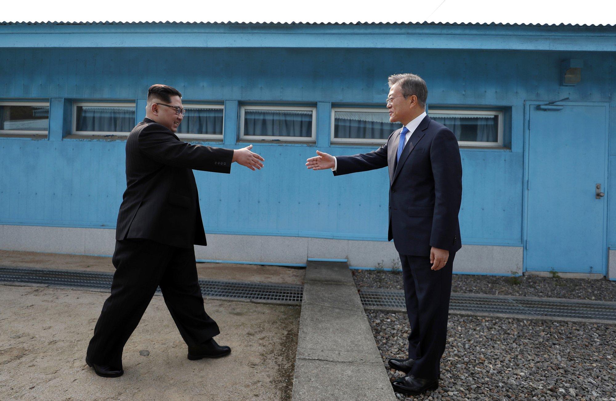 Korea Leaders Avoid Specific Measures To Address Nuke Crisis