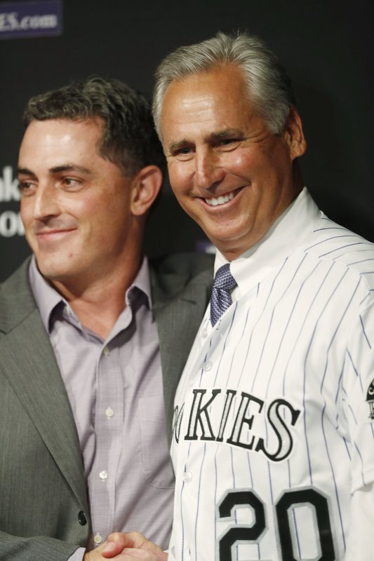Bud Black, Jeff Bridich