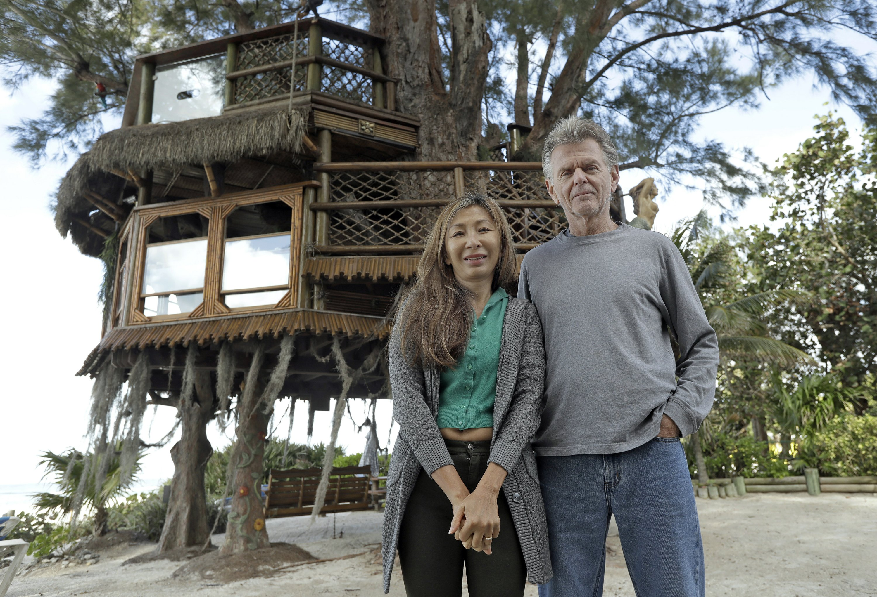 Told their treehouse must go, owners appeal to Supreme Court