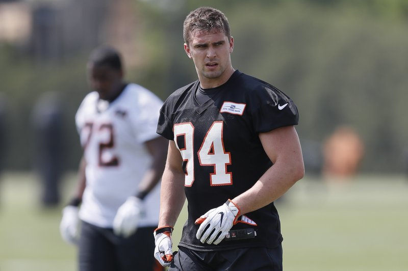 Sam Hubbard NFL Jersey