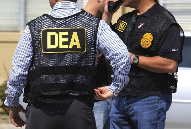 APNewsBreak: Feds say 'star' DEA agent abroad stole millions