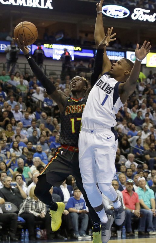 Dennis Schroder, Dennis Smith Jr.