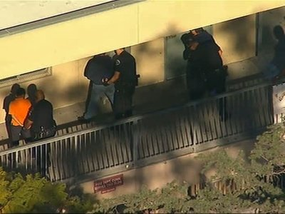Two Students Shot Inside Calif. Middle School