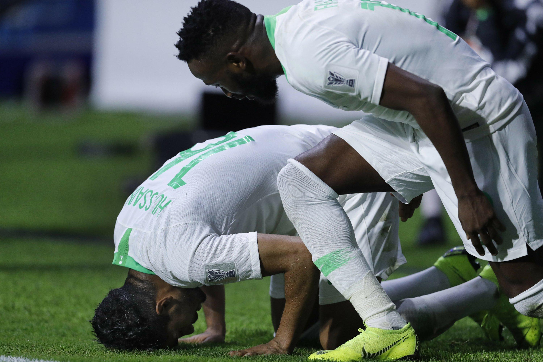 Crisis infects soccer tournament as Qatar faces Saudi Arabia