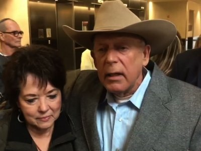 Cliven Bundy: 'We're Not Done With This'