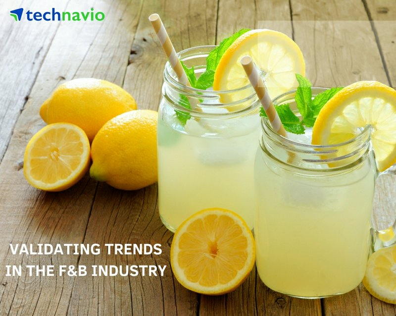 Technavio in the News: Validating Trends in the Food and Beverage Industry