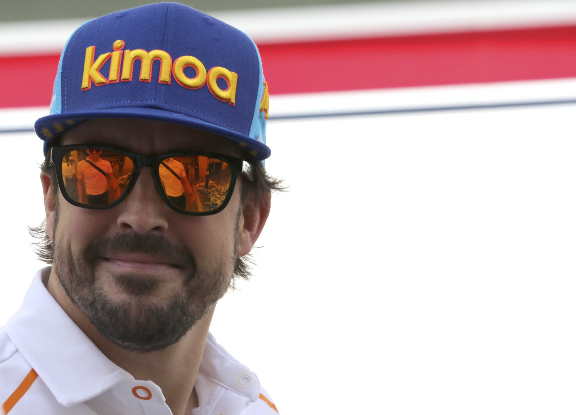 Alonso tests with Toyota that won Dakar Rally this year