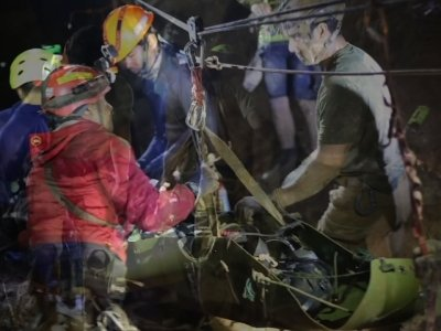US Rescuer: It Was 'Once In A Lifetime Rescue'