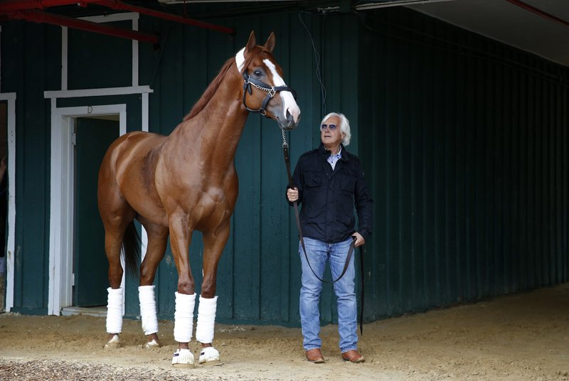 Justify, Bobb Baffert