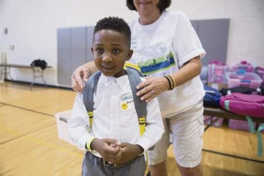 Back 2 School Store helps underprivileged children