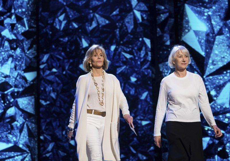 Jane Fonda, Helen Mirren