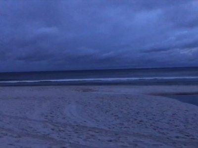 Subtropical Storm Alberto Moves North in Gulf