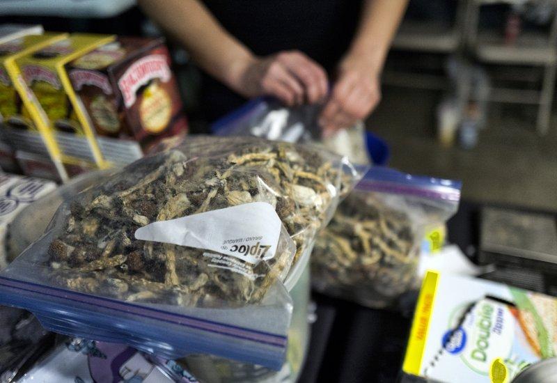 Denver 'magic mushroom' measure appears headed for defeat