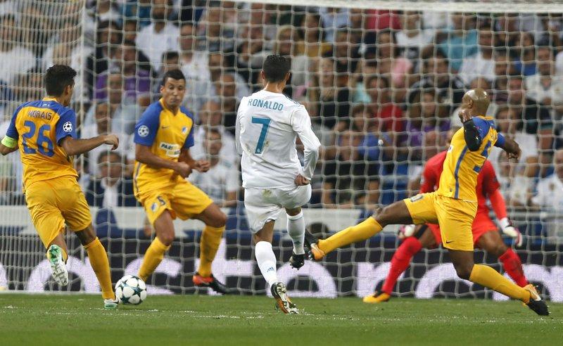 Cristiano Ronaldo , Carlao