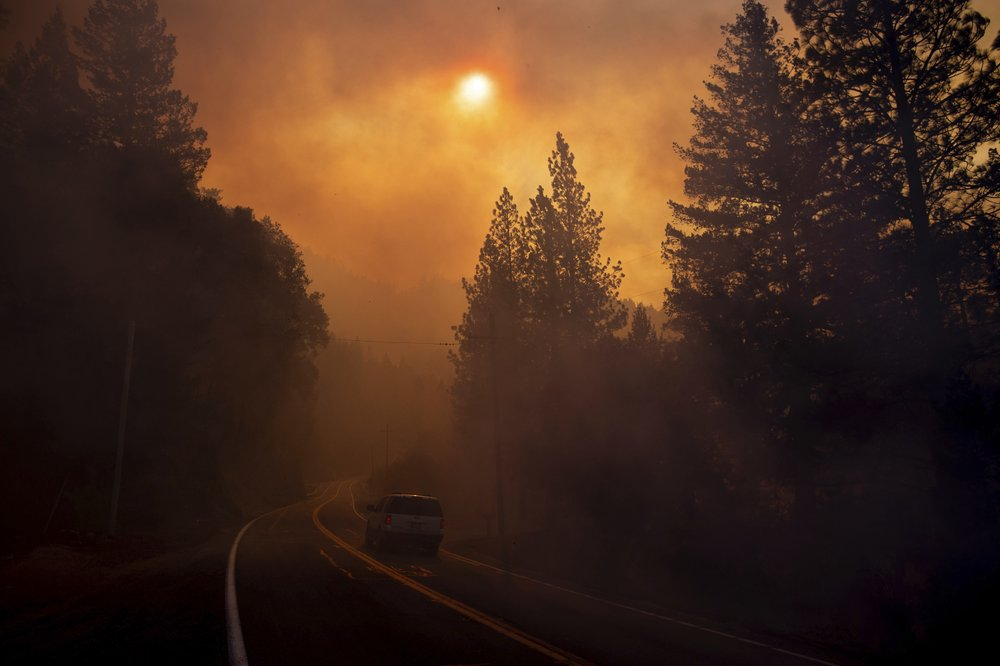Death toll in California wildfire rises to match state's deadliest