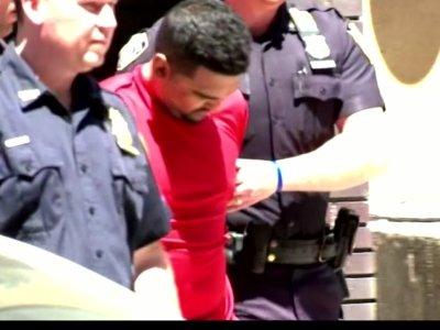 Times Square Crash Suspect in Police Custody