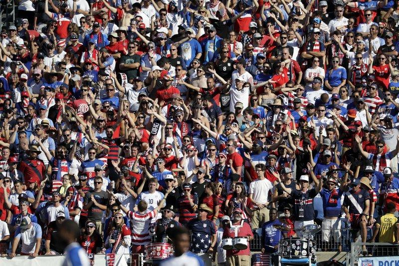 Nashville Soccer Fans