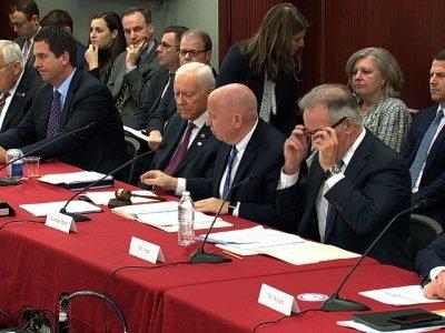 Democrats Livid over Tax Bill at Conference
