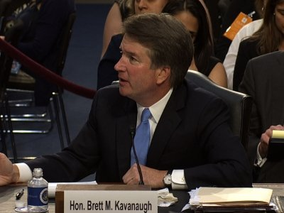 Booker questions Kavanaugh about gay marriage