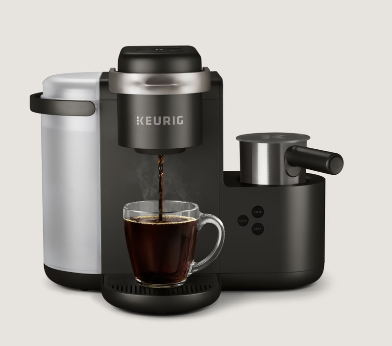 Keurig Brings Coffeehouse Beverages Home with New, All-in-One Specialty Coffee Makers