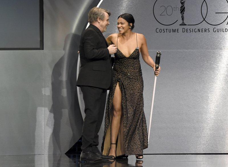 Gina Rodriguez, Mark Hamill