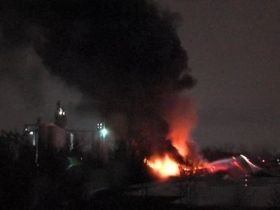 75 Boats Destroyed in Indianapolis Storage Fire