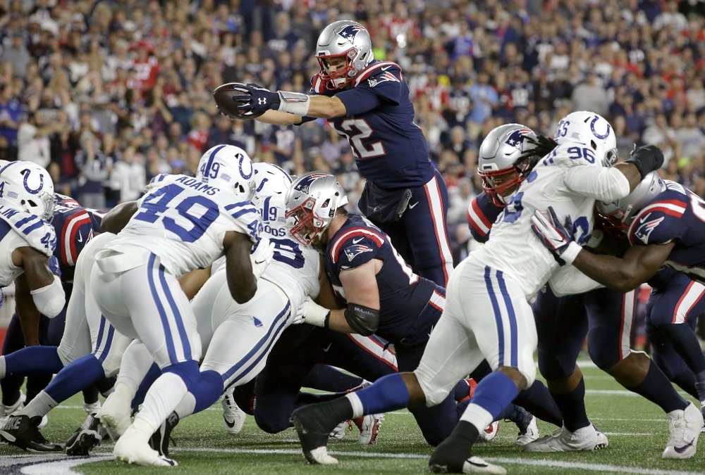 (AP) — The 2018 season has been one of constant adaptation for the  defending AFC champion Patriots. 3eaedfd0b