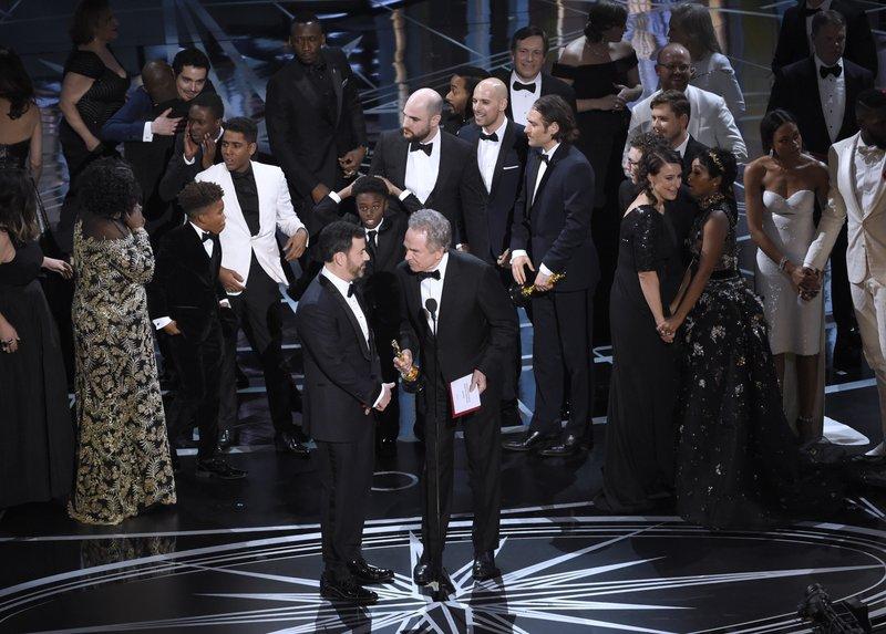 Jimmy Kimmel, Warren Beatty