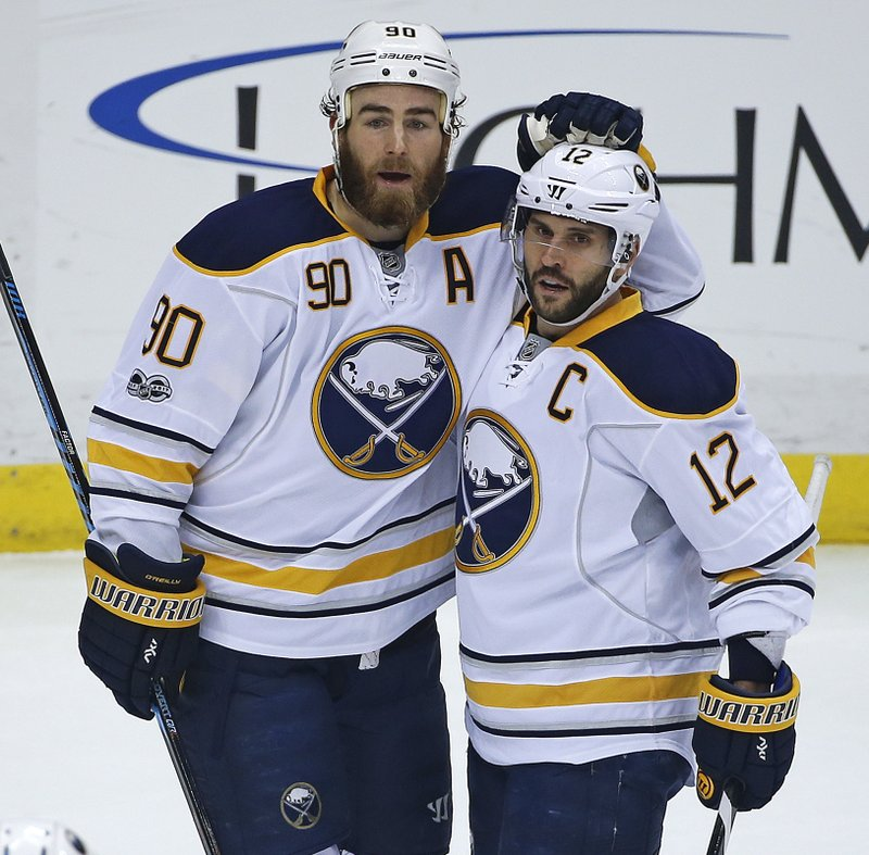 Ryan O'Reilly, Brian Gionta