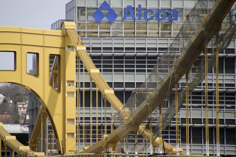 Alcoa moving headquarters from New York back to Pittsburgh