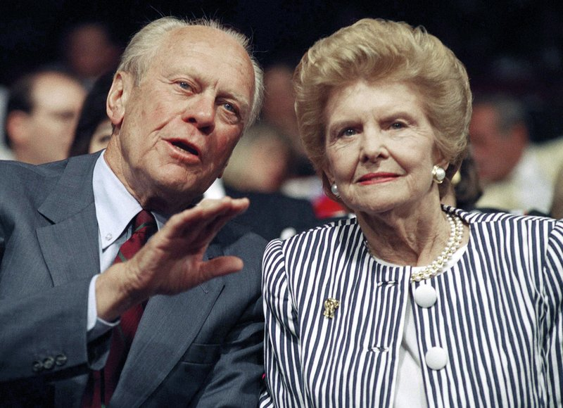 Gerald R. Ford, Betty Ford