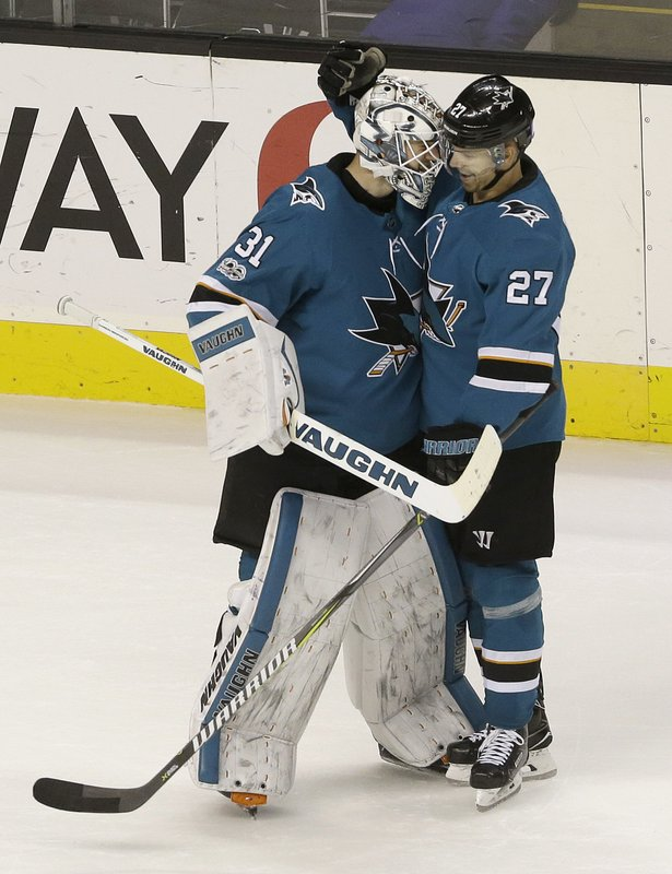 Martin Jones, Joonas Donskoi