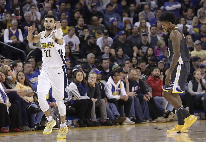 Jamal Murray, Nick Young