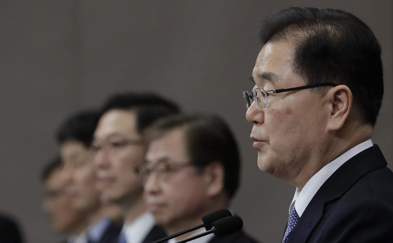 Seoul: Koreas agree to hold summit talks at border in April thumbnail