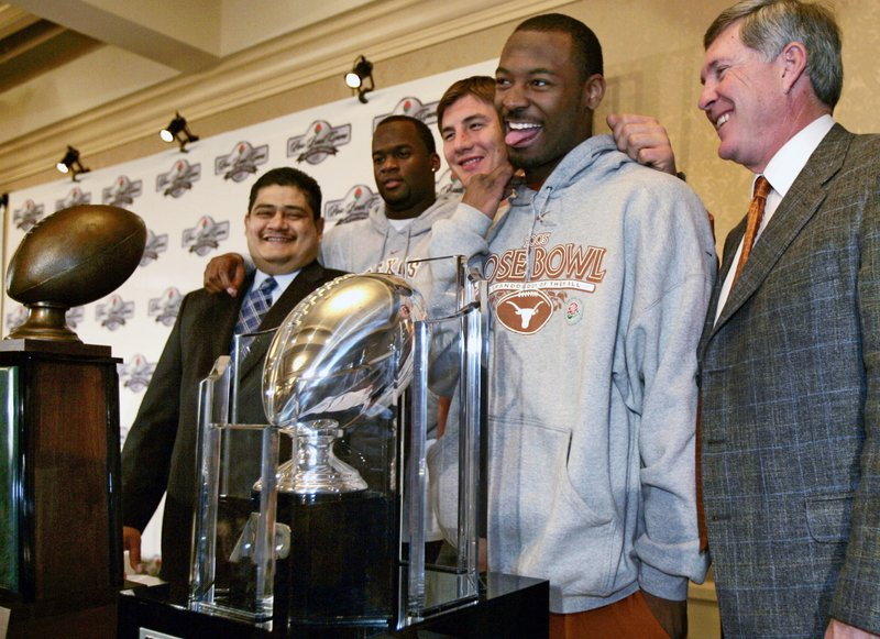 Anthony Marquez, Mack Brown