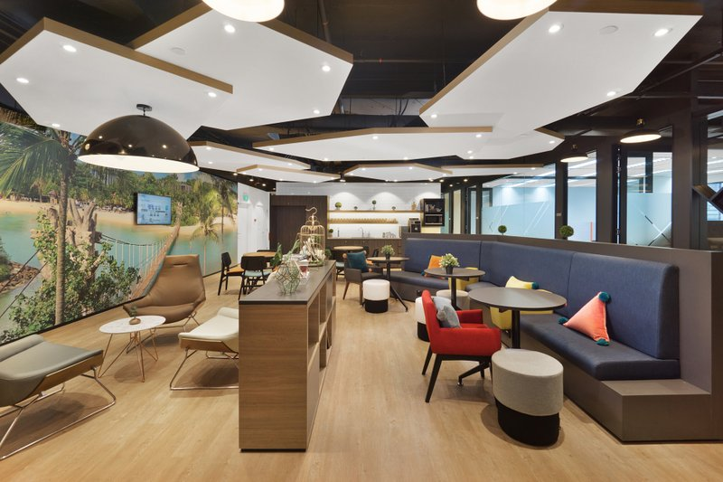 Compass Offices Unveils Second Flexible Workspace in Singapore