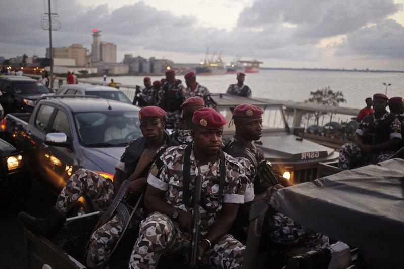 نتيجة بحث الصور عن Alassane Ouattara  security