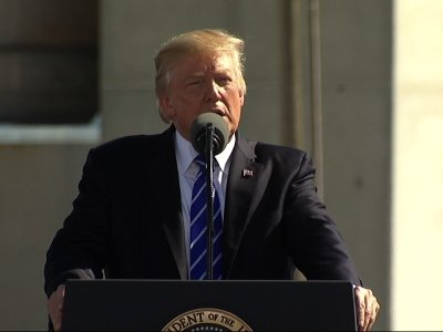 Trump Unveils Rough Outline of Tax Cut Package