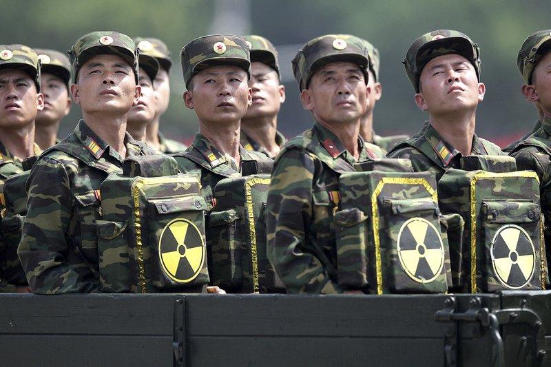 Questions Arise On Chinas Plans As N Korea War Talk Rises