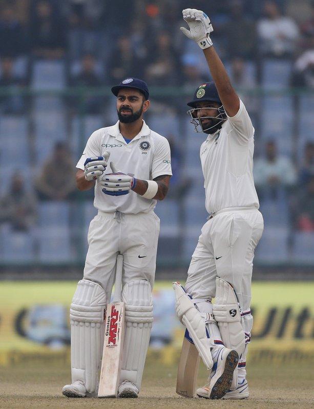 Rohit Sharma, Virat Kohli