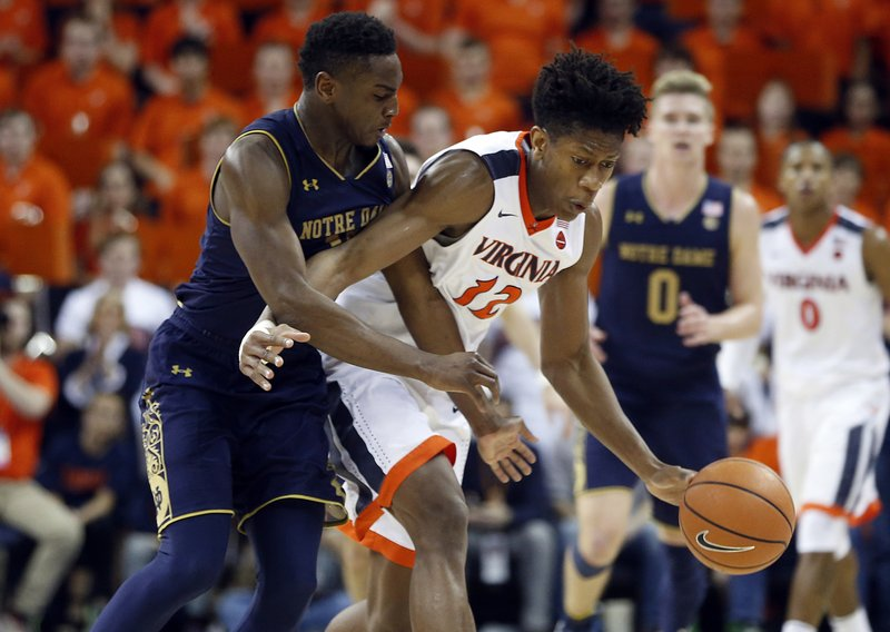 Bagley sweeps ACC player and rookie of the year awards
