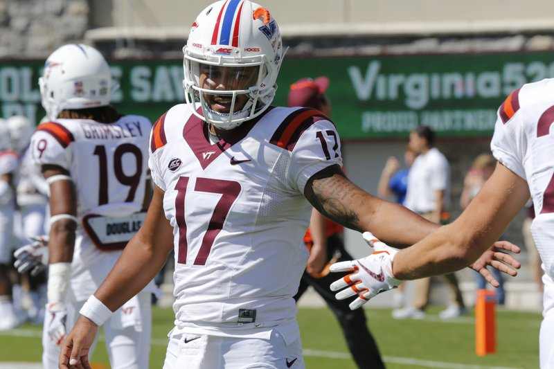 Clemson Virginia Tech Game Headlines Acc S Week 5